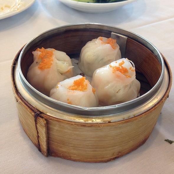 Crab Shrimp Dumpling @ Hong Kong East Ocean Seafood Restaurant