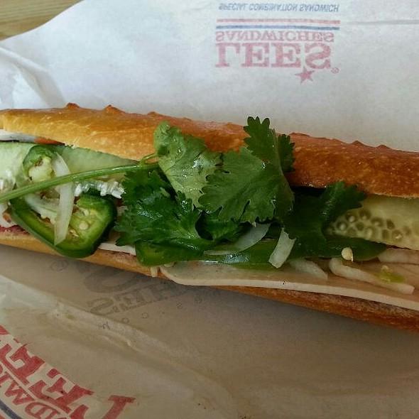 Special Combination Sandwich