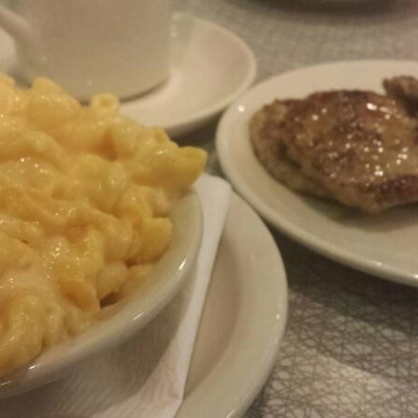 Turkey Sausage And Mac N Cheese
