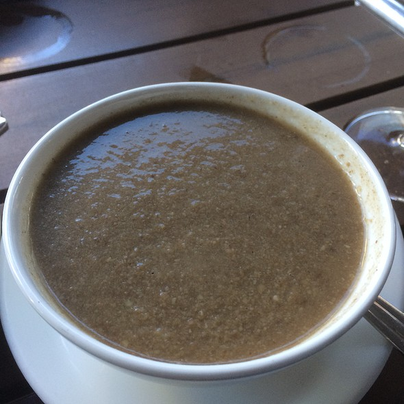Mushroom soup - Miller Tavern - Downtown, Toronto, ON