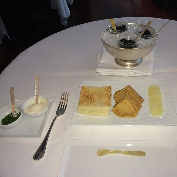 Caviar @ Caviar Russe