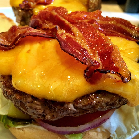 Share-A-Burger @ fr8d's Burger Joint By Invitation Only