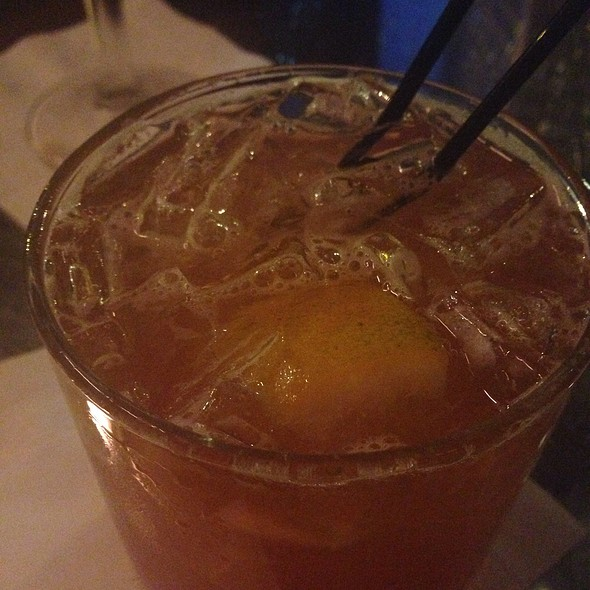 Maple Old Fashioned - Dine, Chicago, IL