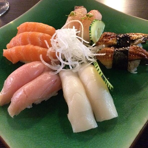 Sushi Nigiri @ Eurasia Fusion Sushi