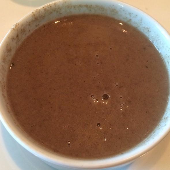 Mushroom soup @ Norwegian Breakaway