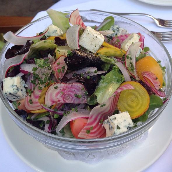 Mixed Green Salad - Brasserie Ruhlmann, New York, NY