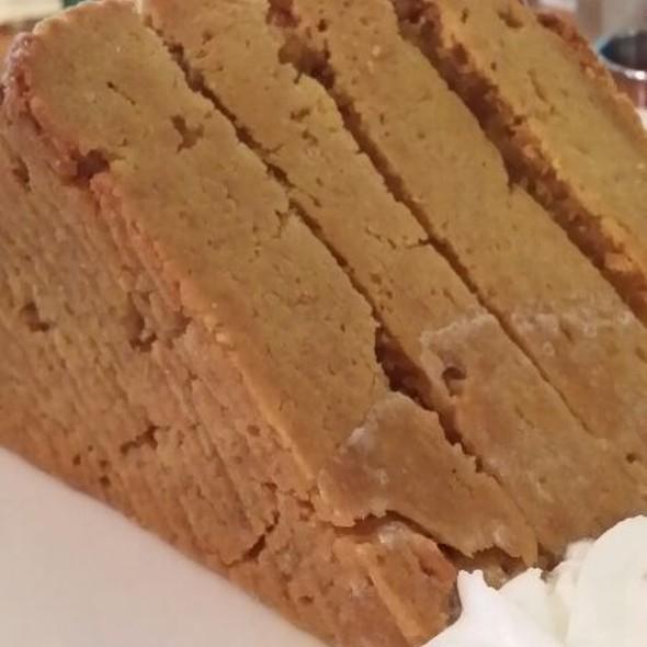 Creme Brulee French Toast @ Chez Zee Cafe & Dessert Bakery