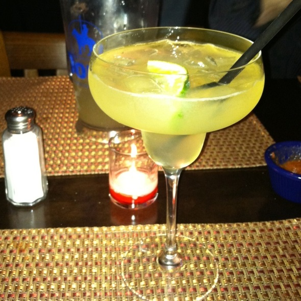 Margarita - Cantina Southwest Grill & Tequila Bar, Stamford, CT