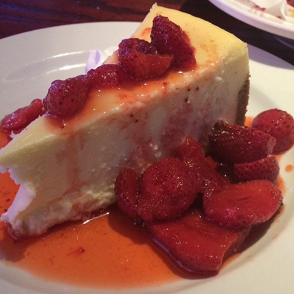 Cheesecake @ Red Robin Gourmet Burgers