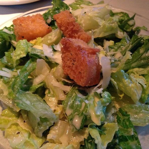 Caesar Salad - Germantown Cafe, Nashville, TN