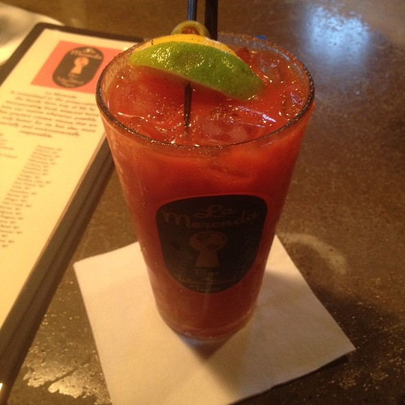 Bloody Mary - La Merenda, Milwaukee, WI