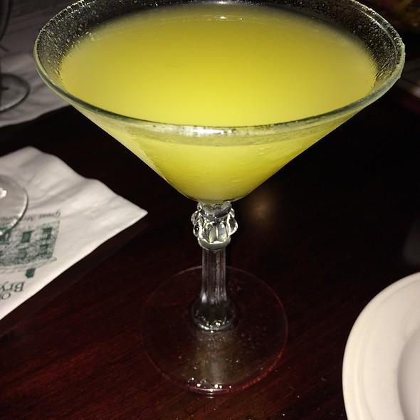 The Prisoner Martini - Longfellows Restaurant & Hotel, Saratoga Springs, NY