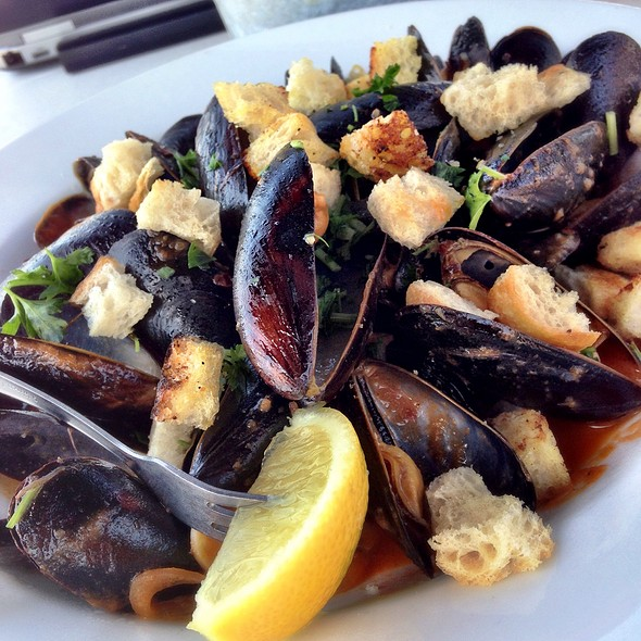 Mussels @ Navy Beach Restaurant