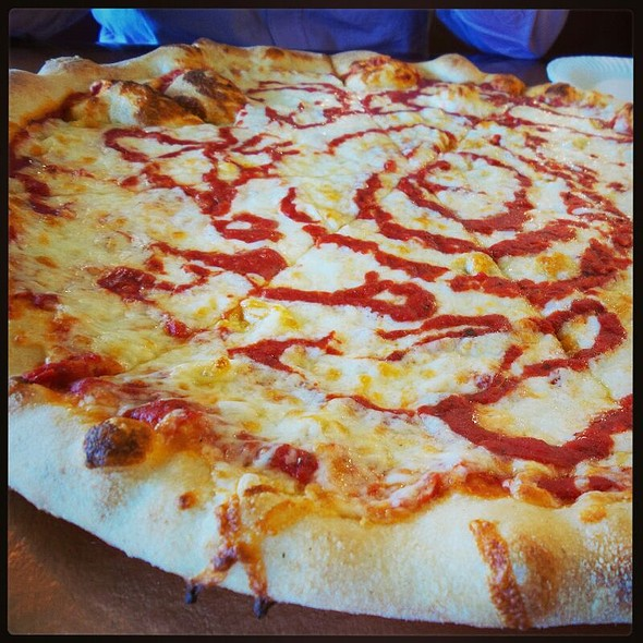 Margherita - Cheese Pizza @ Pizza My Heart