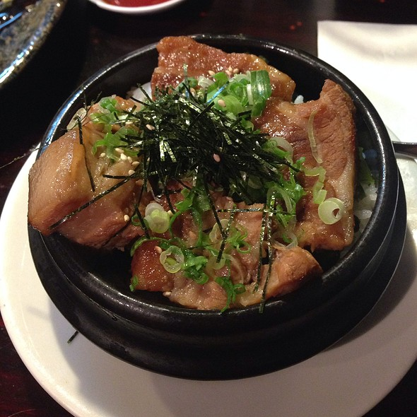 Tender Braised Chunky Pork