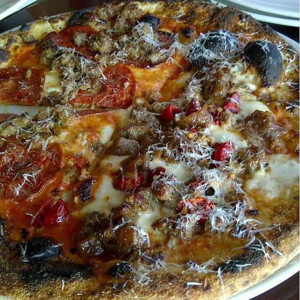 1/2 & 1/2 Pizza - Varasano's Pizzeria, Atlanta, GA
