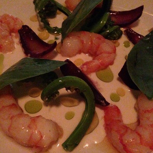 Ruby Red Shrimp @ Northern Spy Food Co.