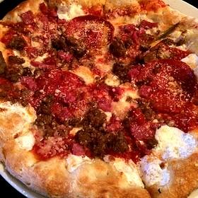Meatsa Pizza