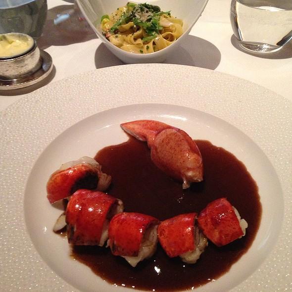 Lobster @ Le Bernardin Restaurant