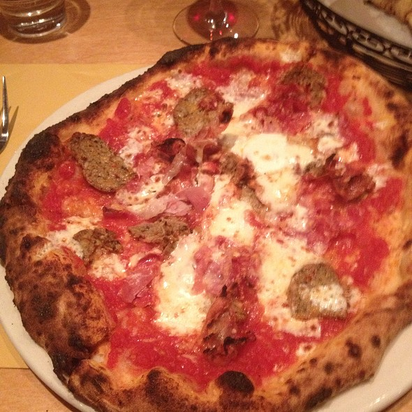 Pork Love Pizza Napoletana @ Dough Pizzeria Napoletana