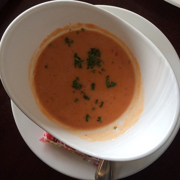 Clams Chowder Soup @ Elements on the Falls