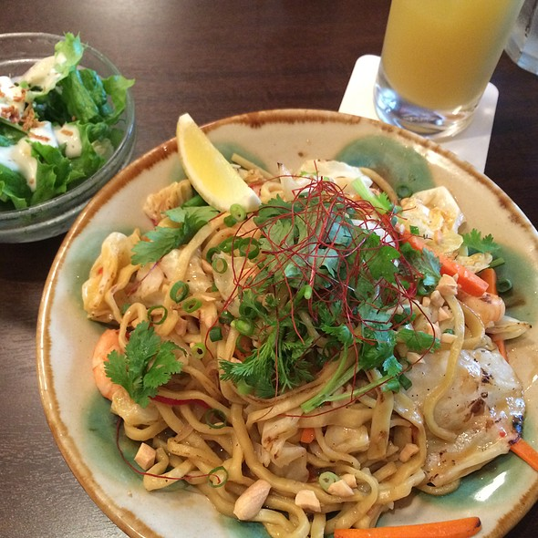Ethnic Fried Noodles @ WAIPIO