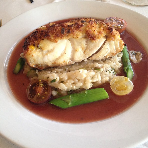 Lump Crab And Corn Roasted Black Grouper
