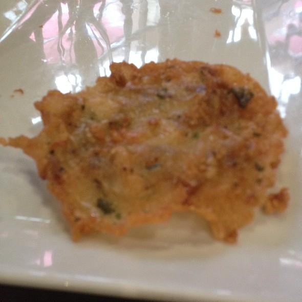Tortilla De Camarones @ Mesón Don Paco