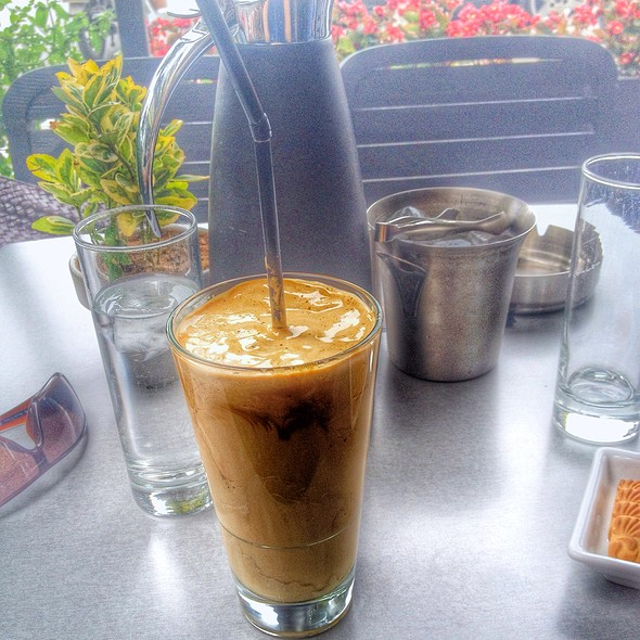 Frappé @ Boston CoffeeTails & Friends