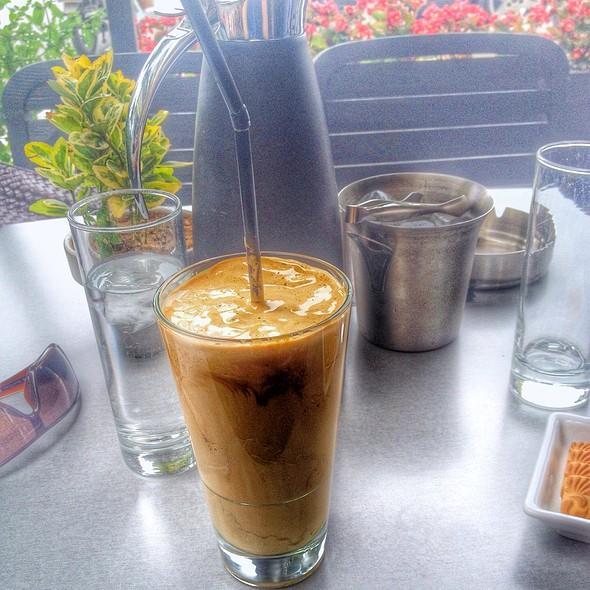 Frappé @ Boston CoffeeTails & Friends