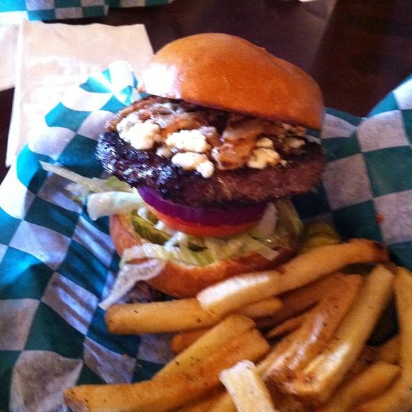 Shroomburger @ Joey G's Grill & Bar