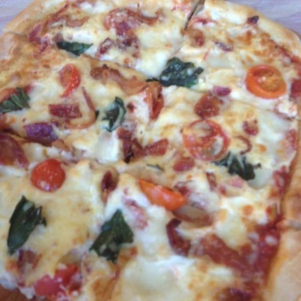 Pizza - Pan di Bacco, Cabo San Lucas, BCS