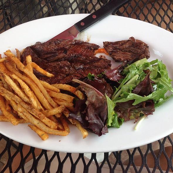 Grilled Pittsburg Steak - Acacia Bistro & Wine Bar, Washington, DC