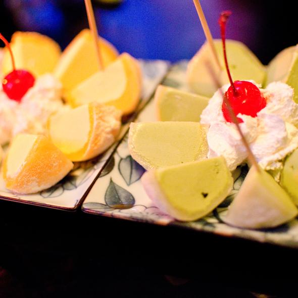 Mochi @ Ryoko Restaurant & Bar