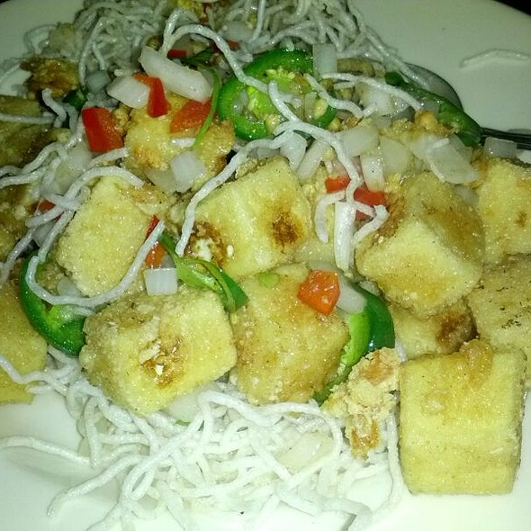 Salt And Pepper Tofu - Grand House China Bistro, Oklahoma City, OK