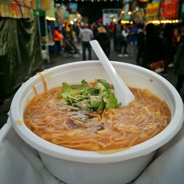 Taiwanese Noodle Soup