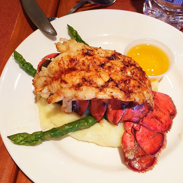 Lobster Tail @ Harrah's Lake Tahoe