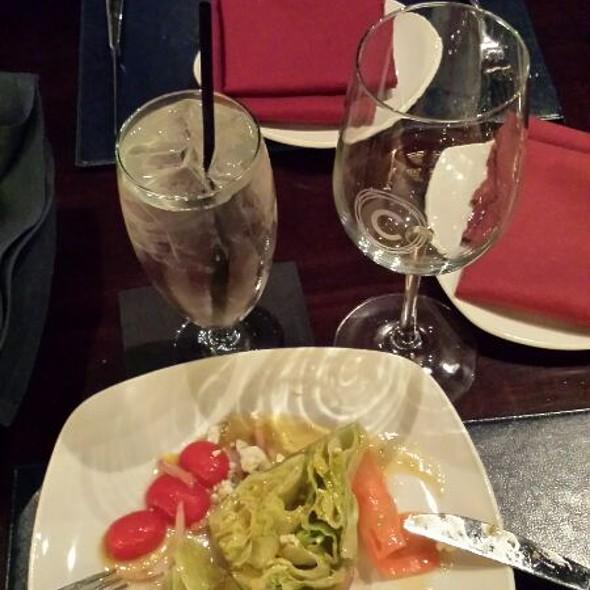 American Wedge Salad - Corked Bar, Grill, Nightclub, Bethlehem, PA
