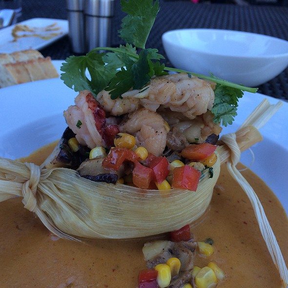 Lobster Tamale  - Jack Rabbit Moon - Incline Village, Incline Village, NV
