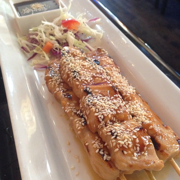 Teriyaki Chicken Skewers - Asian Spice, Washington, DC