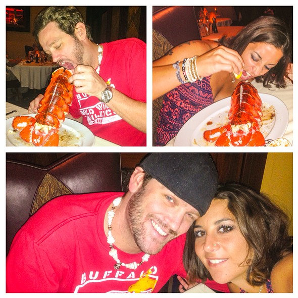 Lobster Thermidor - Austin's Steakhouse - Texas Station Gambling Hall & Hotel, Las Vegas, NV