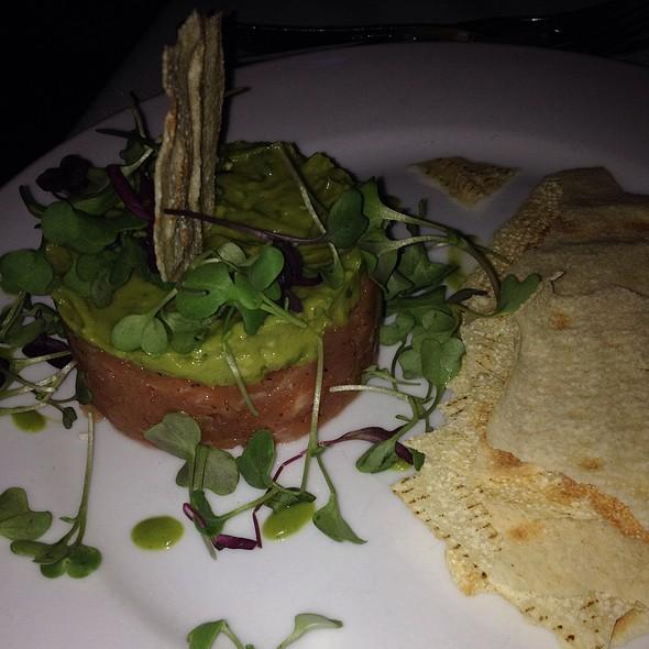 Tuna And Salmon Tartare  - I Tre Merli (FKA Revel), New York, NY