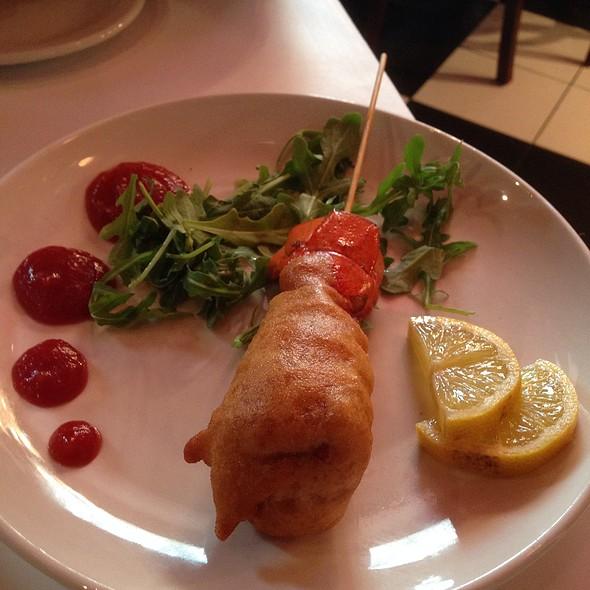Lobster Corndog @ 29 South Eats