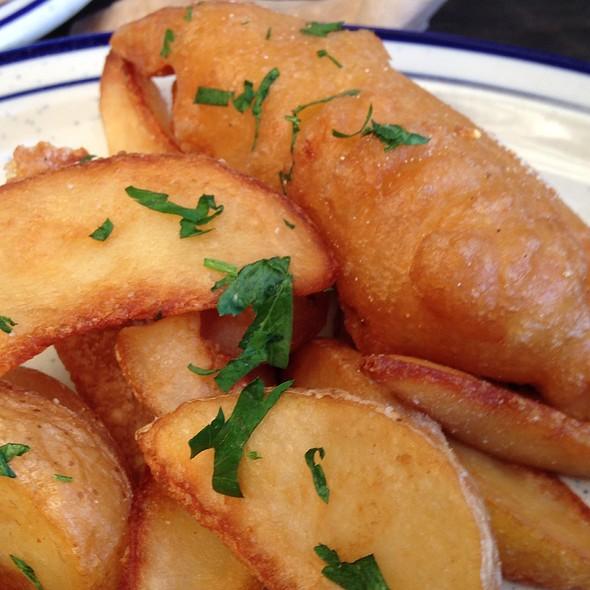 Fish & Chips @ Fish