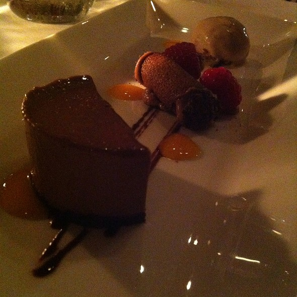 Chocolate Mousse - Cioppino's Mediterranean Grill, Vancouver, BC