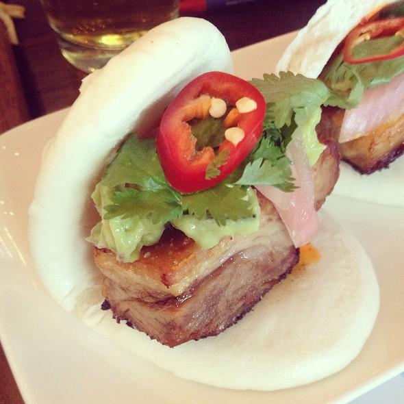 Pork Belly @ CHINO