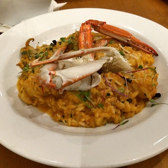 Seafood Risotto @ Cyren Restaurant and Bar