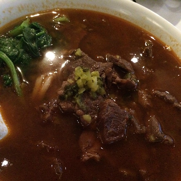 Beef Stew With Udon Soup @ Koko Asian Fusion Restaurant
