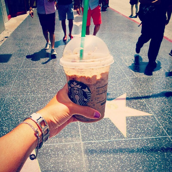 Chocolate Cookie Crumble Frappuccino @ Starbucks