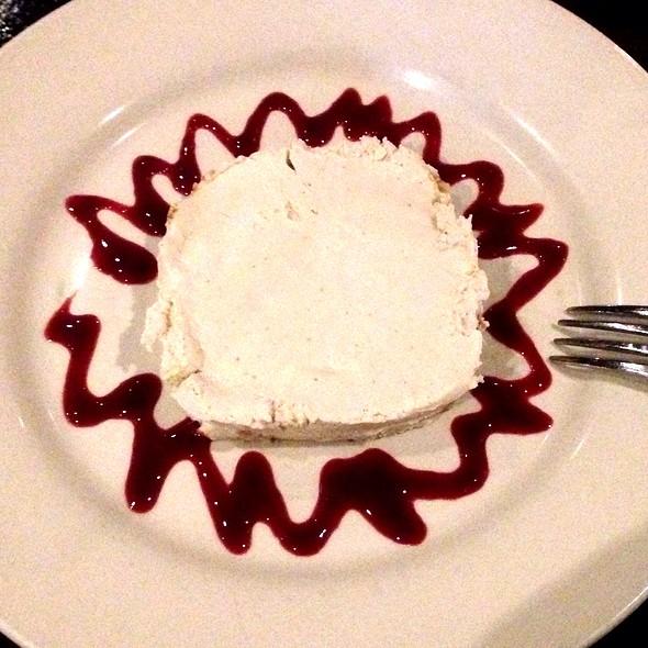Raw Key Lime Cheesecake @ Cafe Sunflower